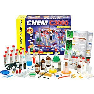 Ultimate Chemistry Set CHEM C3000 v2.0 - Image two