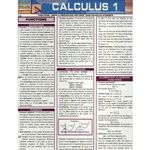 Photo of the: Calculus 1 Study Chart