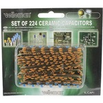 Ceramic Capacitors Set - 224pcs.