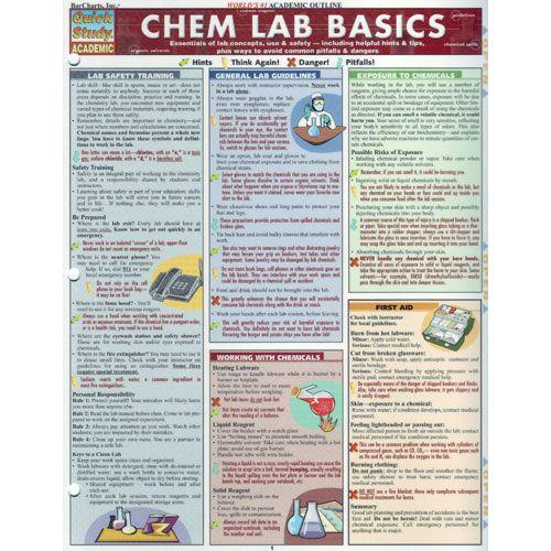 Chemistry lab basics @ xump com