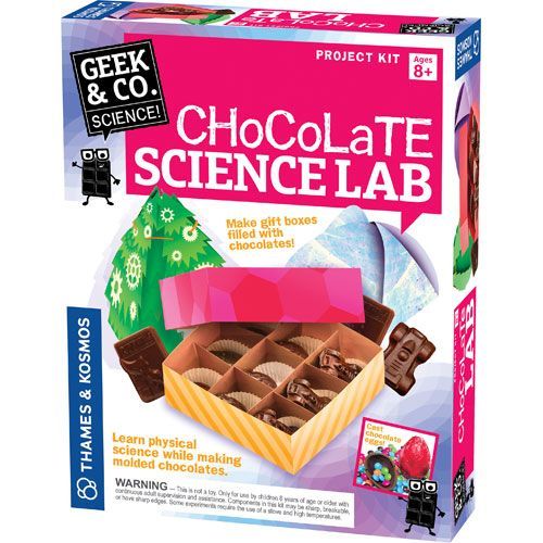 Chocolate Science Lab Kit - Image one