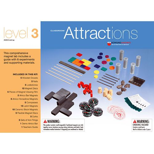 Classroom Magnet Kit - Level 3 - Image one