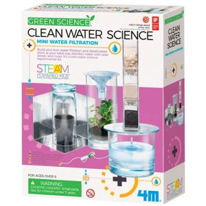 Clean Water Science 4M Kit - Image One