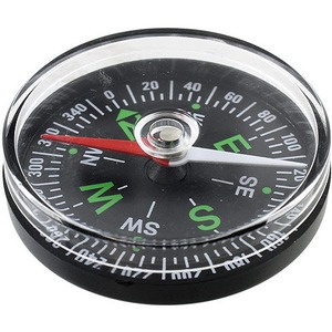 Compass - 1.5 inch diameter - Image One