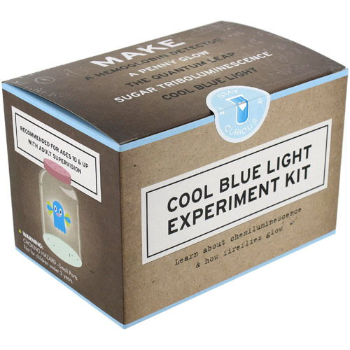 Cool Blue Light Experiment Kit - Image one