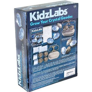 Crystal Geode Growing 4M Kit - Image two
