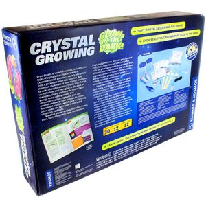 Crystal Growing: Glow-in-the-Dark - Image two