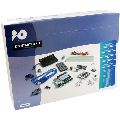 DIY Starter Kit for ARDUINO® - Image one