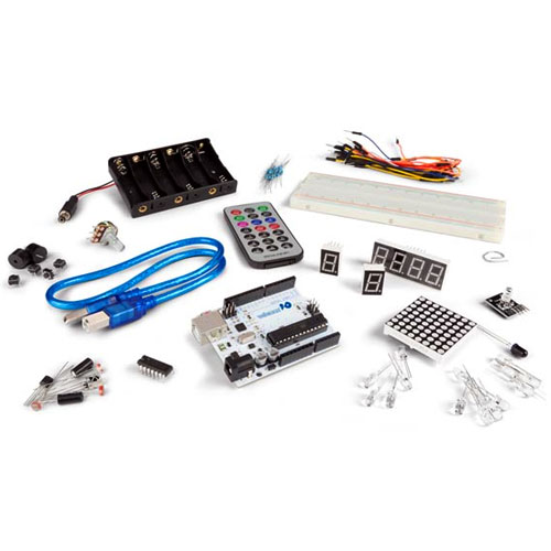 DIY Starter Kit for ARDUINO® - Image two