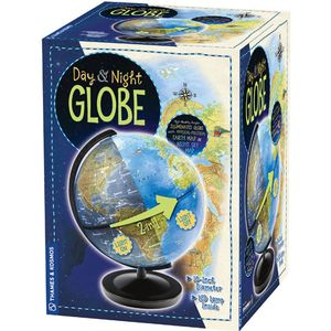 Day & Night Globe - Image One