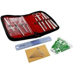 Deluxe Dissecting Set - 12 Pieces.