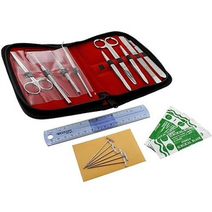 Deluxe Dissecting Set - 12 Pieces - Image One