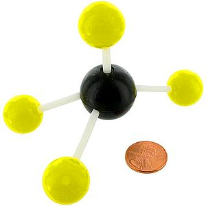 Deluxe Molecular Model Set - Image One