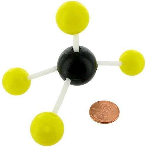 Deluxe Molecular Model Set - Image two