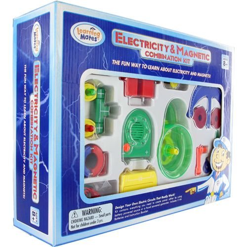 Deluxe Electricity and Magnetic Combination Kit - Image one