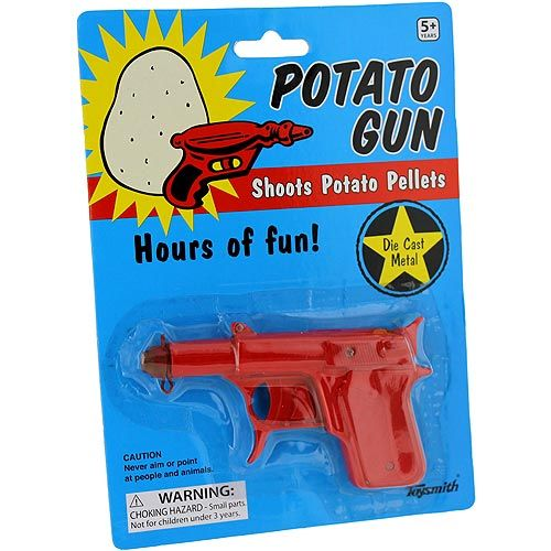 Die Cast Potato Gun - Image one