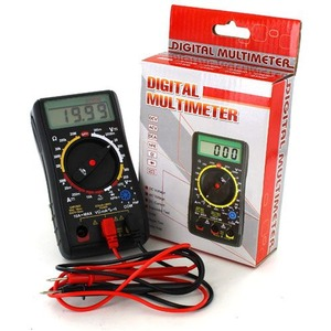 Digital Multimeter with Data Hold - Image One