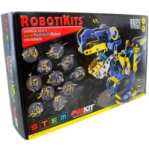 Dodeca 12-in-1 Robot Kit - Image One