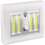 Dual COB LED Light Switch.