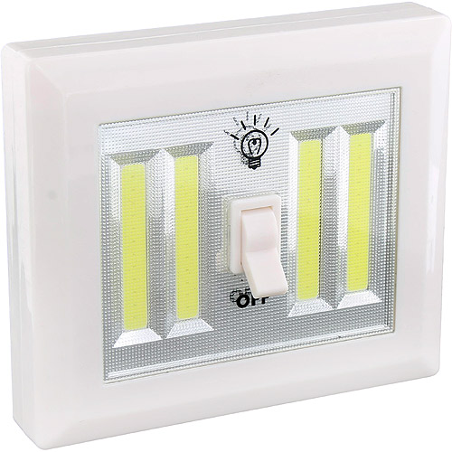 Dual COB LED Light Switch - Image one