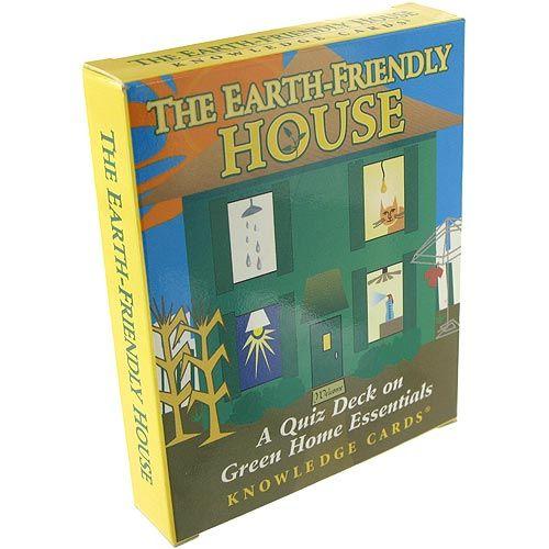 Earth Friendly House Quiz Deck (Image One) @ xUmp.com