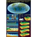 Buy Earthquakes Poster.