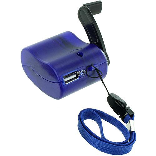 Economy DC Crank Generator - USB 5V by xUmp com