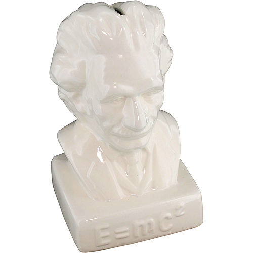 Einstein Coin Bank by Kikkerland - Image two
