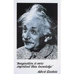 Buy Einstein Imagination Poster.