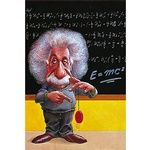 Buy Einstein YoYo Poster.