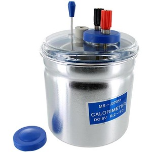 Electric Double Walled Calorimeter - Image One