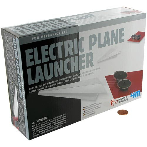 Electric Plane Launcher 4M Kit - Image one