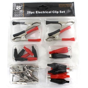Electrical Clips Set - 28pcs (Image One) @ xUmp.com