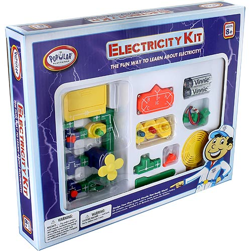 Electricity and Electronic Circuits Kit - Image two
