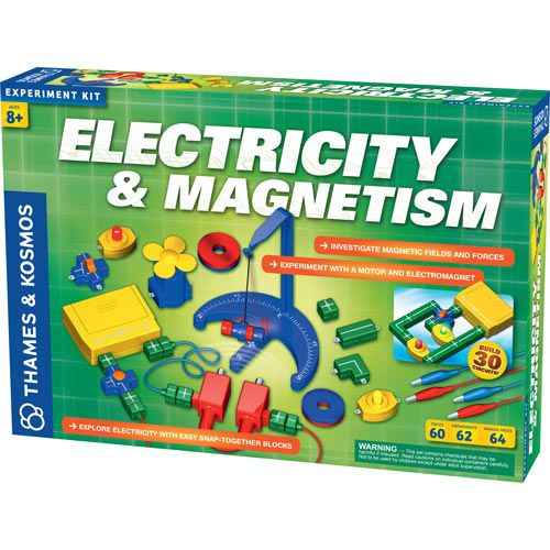 Electricity & Magnetism Kit - Image one