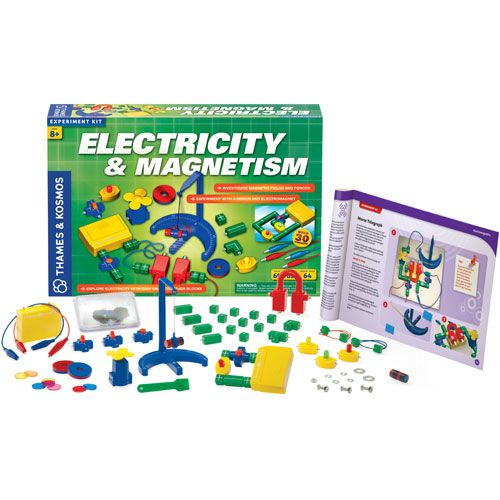 Electricity & Magnetism Kit - Image two