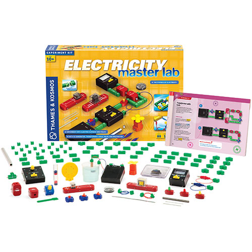 Electricity Master Lab - Image two