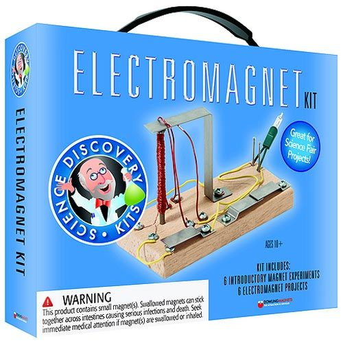 Electromagnet Set - Image one