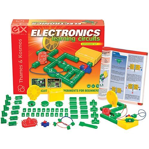 Electronics Learning Circuits Kit - Image one