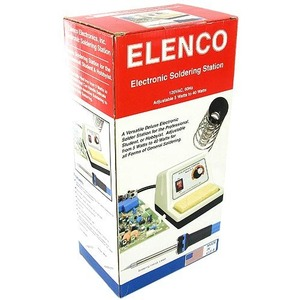Elenco Soldering Station - Image One