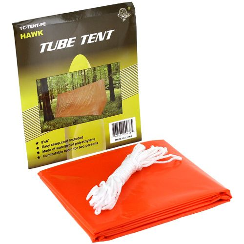 Emergency PE Tube Tent - 6ft - Image one  sc 1 st  xUmp.com : tent tube - memphite.com