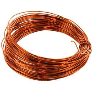 Enamelled Copper Wire - 0.5mm 10m - Image One