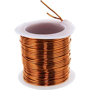 Enamelled Copper Wire - 1mm 100g - Image One
