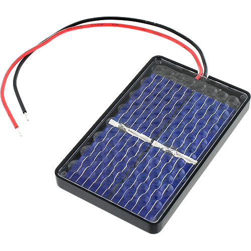 Encapsulated Solar Cell - 1V/200mA - Image one