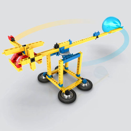 Engino Forces, Energy and Motion Kit - Image two