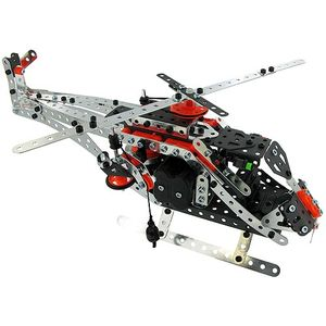 Meccano Super Construction Set - 638 Pieces - Image two