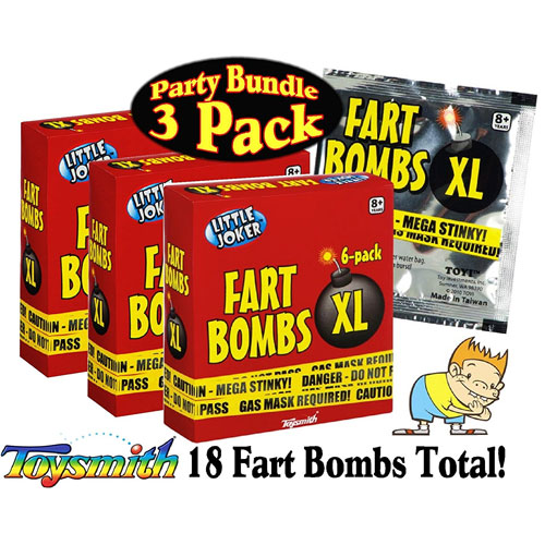 Fart Bombs XL - 3 pack - Image one
