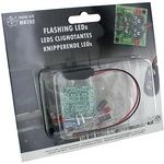 Buy Flashing LEDs Solder Kit.