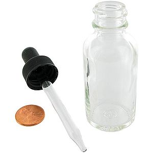 Flint Dropper Bottle - 1oz Single - Image One