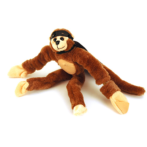 Flying Screaming Sling-Shot Monkey - Image one